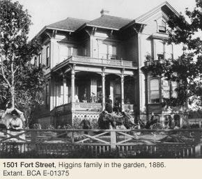 Victoria Heritage Foundation Rockland History